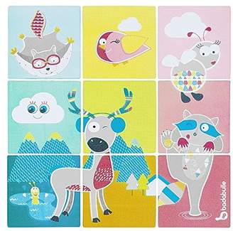 Badabulle B023010 Bath Puzzle Toy