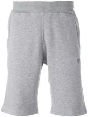 Stone Island casual track shorts