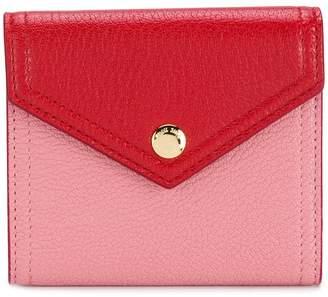 Miu Miu (ミュウミュウ) - Miu Miu flap wallet