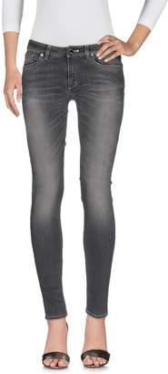 AR+ CAMOUFLAGE AR AND J. Denim pants - Item 42560693BF