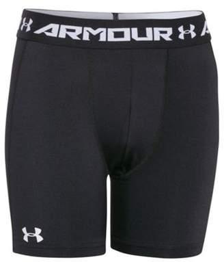 Under Armour Heatgear Armour Kids Baselayer Mid Short Black XL