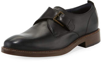 Cole Haan Men's Kennedy Single-Monk Dress Shoes