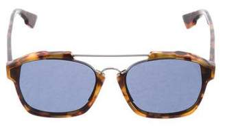 Christian Dior Abstract Aviator Sunglasses