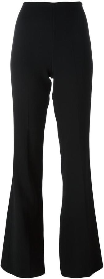 Theory Theory classic flared trousers