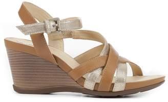 Geox D Dorotha C Wedge Sandals