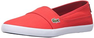 Lacoste Women's Marice 316 1 Spw Flat $40.92 thestylecure.com