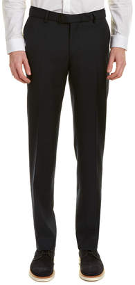The Kooples Tailor Super 100'S Wool Trouser