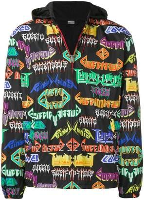 Gucci printed jacket