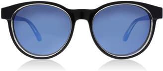 Twisty Sunglasses Black 53439 Polariserade 51mm
