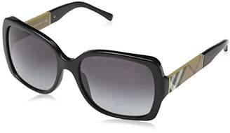 Burberry Women's 0BE4160 34338G Sunglasses
