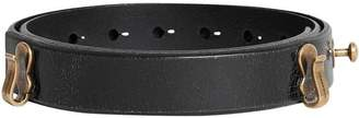 Burberry Glossy Leather Belt