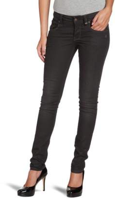 Object Women's Straight Fit Jeans - - (Brand size: 29/34)