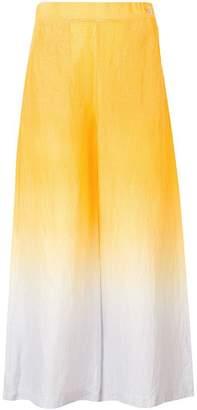 Tsumori Chisato contrast colour trousers