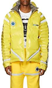 Undercover Men's Astro LED Down Puffer Coat - Yellow