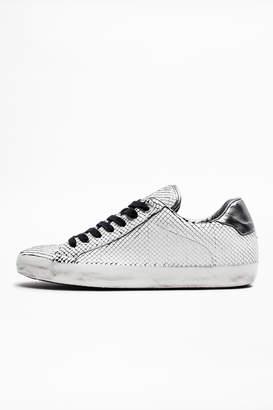 Zadig & Voltaire Zadig Neo Keith Men Sneakers