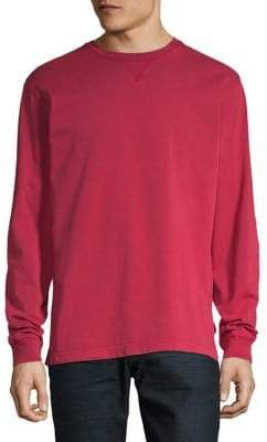 Woolrich First Forks Long-Sleeve Tee