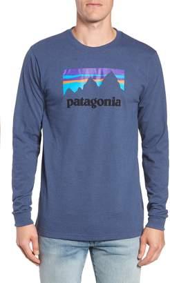 Patagonia Sticker Responsibili-Tee Long-Sleeve T-Shirt