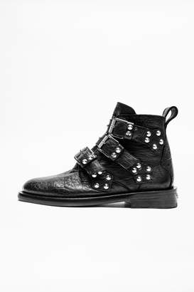 Zadig & Voltaire Boots Laureen Bubble Spike