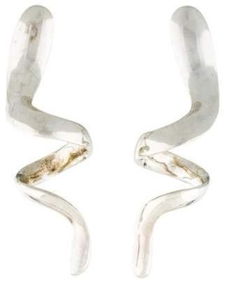Patricia von Musulin Spiral Drop Earrings