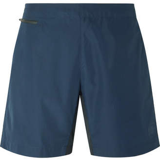 Brighton Wide-Leg Shell Shorts