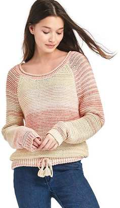 Boatneck tassel sweater $79.95 thestylecure.com