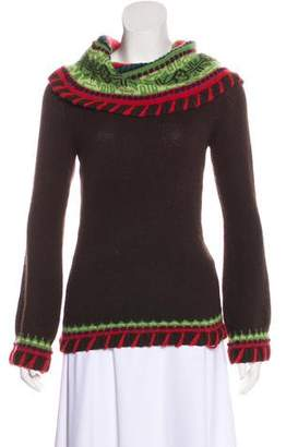 Autumn Cashmere Cashmere Long Sleeve Sweater