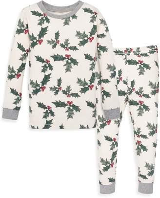 Burt's Bees Happy Holly Organic Baby Pajamas