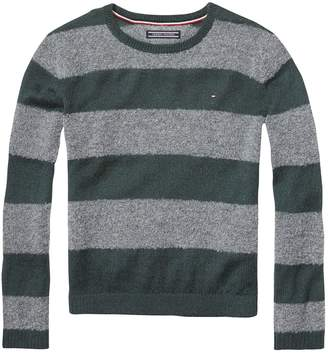 Tommy Hilfiger TH Kids Soft Stripe Sweater