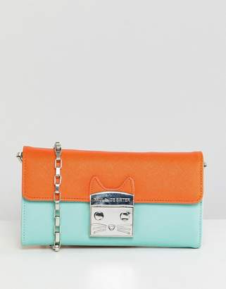 Paul & Joe Sister Clutch Cross Body Bag