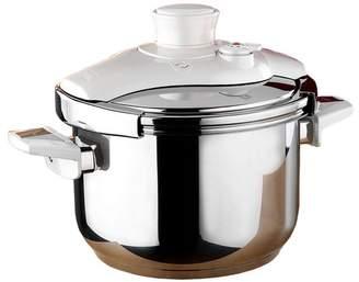 Deluxe White 5L Pressure Cooker