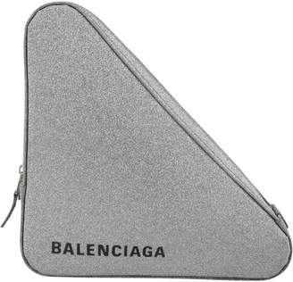 Balenciaga Gris Medium Clutch