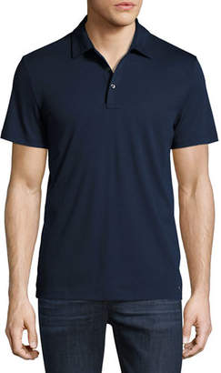 Michael Kors Sleek Cotton Polo Shirt
