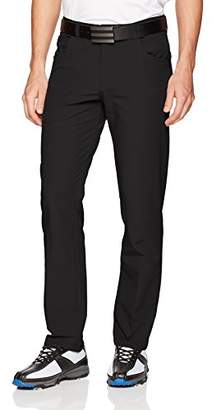 Skechers Men's Pro Am 5 Pocket Modern Fit Flat Front Chino Pant