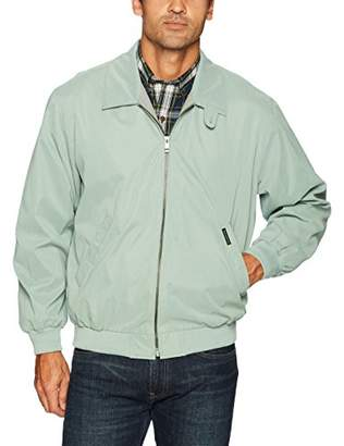 Co Weatherproof Garment Men's Microfiber Classic Golf Jacket