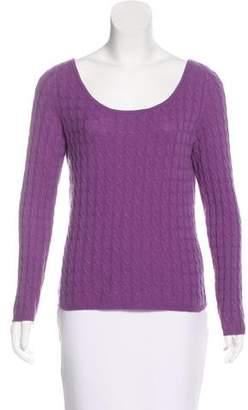 Loro Piana Cashmere Knit Sweater