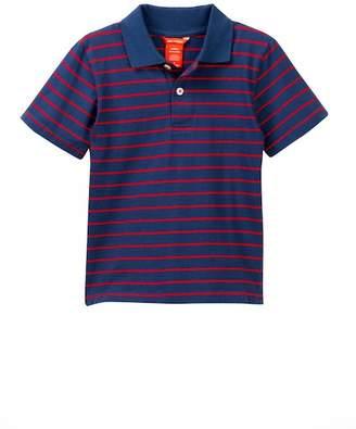 Joe Fresh Striped Polo Shirt (Toddler & Little Boys)