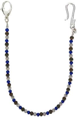 Andrea D'Amico bead keychain