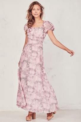 LoveShackFancy Bridget Dress
