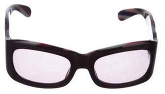 Missoni Square Tinted Sunglasses