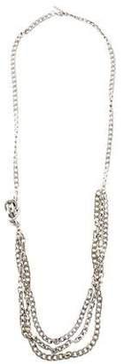 Rachel Zoe Love Me Knot Multistrand Necklace
