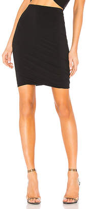 Alexander Wang Twisted Mini Skirt