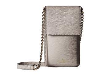 Kate Spade North/South Crossbody Phone Case for iPhone(r) 6, 6s, 7, 8