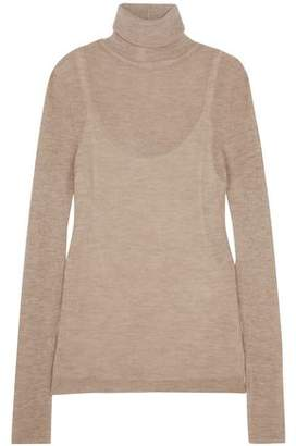 Max Mara Cashmere Turtleneck Sweater
