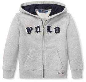 Ralph Lauren Childrenswear Baby Boy's Fleece Hoodie