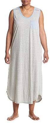 Karen Neuburger Women's Sleeveless Maxi Dress