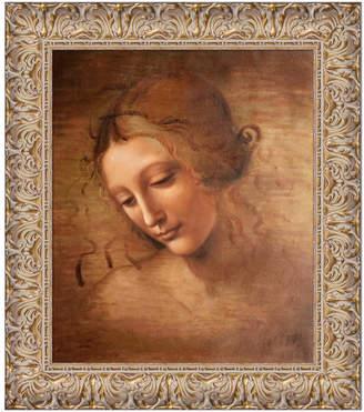 Leonardo Overstock Art Female Head (La Scapigliata) Oil Reproduction By Da Vinci
