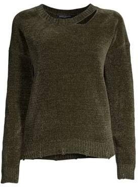 Generation Love Leslie Cutout Sweater