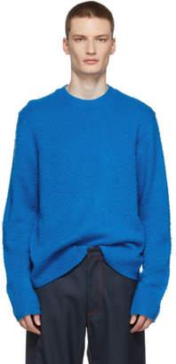 Acne Studios Blue Peele Sweater