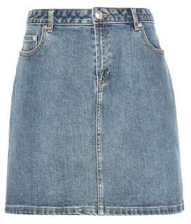 A.P.C. Denim skirt