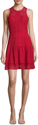 Parker Eyelet Lace Dress